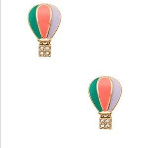 Kate spade hot balloon 🎈 earrings